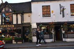 Stratford Upon Avon , England royalty free stock photography