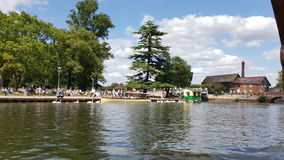 Stratford upon Avon Shakespeare Royalty Free Stock Photography