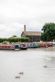Stratford Upon Avon, Vereinigtes Königreich - 12. Juli, Brücke über dem A Lizenzfreies Stockbild
