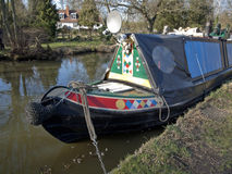 Stratford canal Royalty Free Stock Photo