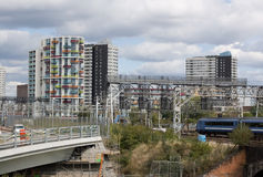 Stratford, East London Stock Image