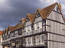 Stratford em Avon, Inglaterra Fotos de Stock