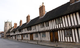 Stratford em cima de Avon Imagem de Stock