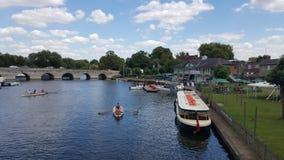Stratford nach Avon Shakespeare Stockfotografie