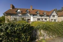 Stratford nach Avon Warwickshire England Lizenzfreies Stockfoto