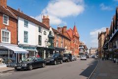Stratford-op-Avon Royalty-vrije Stock Foto
