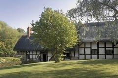 Stratford op avon warwickshire Engeland Royalty-vrije Stock Afbeeldingen