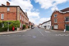 Stratford-på-Avon royaltyfria foton