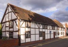 Stratford på Avon, England Fotografering för Bildbyråer