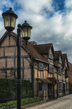 Stratford Shakespear Royalty Free Stock Images