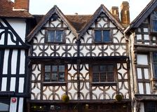 Stratford shakespeares birthplace Stock Photo