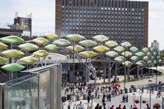 Stratford Shopping Centre lizenzfreie stockbilder