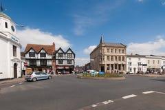 Stratford-sobre-Avon fotos de archivo