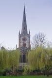 Stratford sobre Avon Fotos de archivo libres de regalías