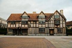 Stratford sobre avon Warwickshire Inglaterra Imagenes de archivo