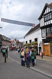 Stratford-sur-Avon en Angleterre Photos libres de droits