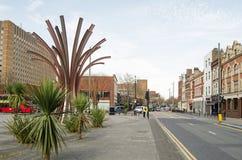 Stratford town centre, London Royalty Free Stock Photo