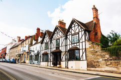 Free Stratford Upon Avon, UK. Old Historical Buildings Stock Photos - 94439453