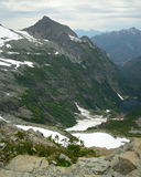 Strathcona provincial park Stock Images