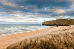 Strathy Bay, Caithness Royalty Free Stock Photos