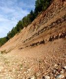 Strati 2 di messa a terra Fotografia Stock