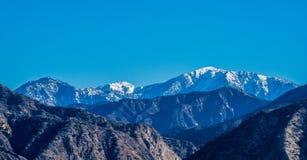 Strati della montagna Fotografia Stock Libera da Diritti