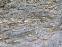 Strati della roccia Immagini Stock Libere da Diritti