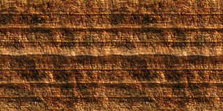 Stratified canyon seamless texture. The stratified canyon seamless texture 3D illustration royalty free illustration