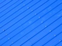 Strato del ferro ondulato Fotografia Stock Libera da Diritti