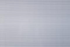 Strato del policarbonato fotografia stock