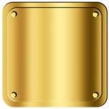 Strato dell'oro illustrazione vettoriale