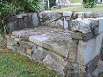 Strato della roccia Fotografie Stock Libere da Diritti