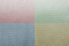 Strato di alluminio Fotografie Stock Libere da Diritti