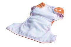Strato interno del pannolino lavabile del tessuto Immagini Stock