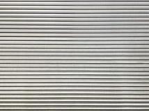 Strato ondulato d'acciaio Immagine Stock Libera da Diritti