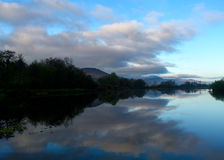 Stratocumulus, Kenmare, Co Kerry. Stock Image