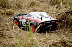 Stratos de Lancia de voiture de rassemblement de Rc Photographie stock