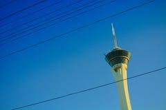 Stratosphäreturm am Tag, Las Vegas Lizenzfreie Stockbilder