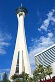 Stratosphère, Las Vegas Image libre de droits