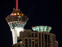 Stratosphere Stock Photo