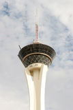 Stratosphere. Tower in Las Vegas Stock Photos