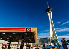 Stratosphere Royalty Free Stock Images