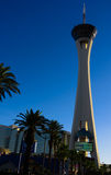 Stratosphere Tower Hotel Stock Photo