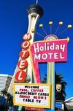stratosphere eniga vegas för hotelllastillstånd arkivbild