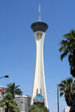 Stratosphere Hotel Las Vegas Stock Photo