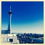Stratosphere hotel in Las Vegas Stock Photo