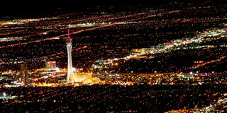 Stratosphere Las Vegas Stock Photography