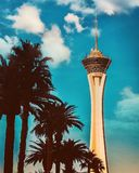 Stratosphere. Las Vegas trip Royalty Free Stock Photography