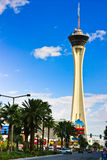 Stratosphere Tower, Las Vegas Royalty Free Stock Photo