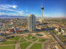 Stratosphere Tower Las Vegas stock photos